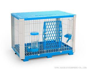 New Trendy Dog Puppy Rabbit Bunny Small Animals Hutch Cage