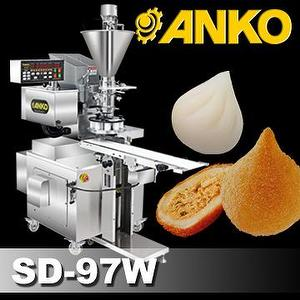 Automatic Encrusting And Forming Machine(Arancini,Biscuits,Bunuelos,Cookie,Coxinha,Filled-Breads,Gulab-Jamun,Kubba,Meat-Pie,Mochi,Peda,Puri,Rasqulla)