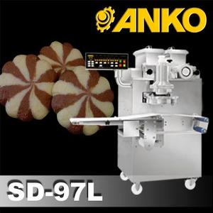 Automatic Encrusting And Forming Machine (Arancini,Biscuits,
