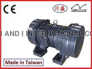 Vibration Motor 6 Pole 1/2HP C-637