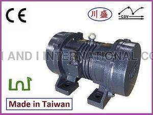 Vibration Motor 6 Pole 1(1/2) HP C-6110