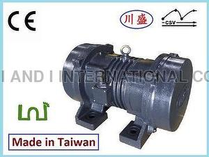 Vibration Motor 6 Pole 2 HP C-6150