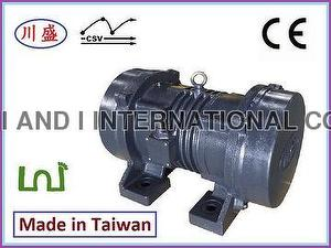 Vibration Motor 4 Pole 3 HP B-4220