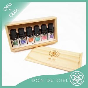 Don Du Ciel Massage Oil Gift Set 10ml