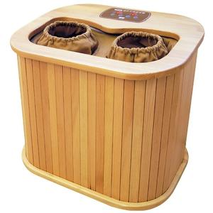 infrared foot sauna wooden foot pains relieve