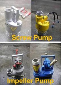 Hydraulic Transfer Pump