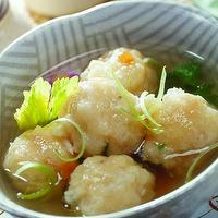 Fresh Shrimp Balls