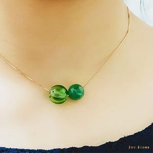 May S925 Diffuser Birthstone Necklace
