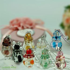 Essential Diffuser Little Aroma Vial Necklace 1
