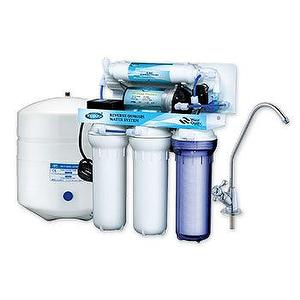 5 stage RO water system with pump