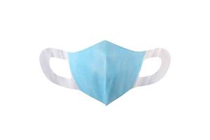 3D ADULT FACE MASK WITH ANTI-BACTERIAL
