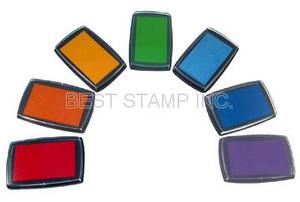 Rainbow Color Inkpad Set