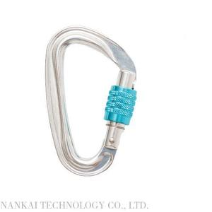Screw Lock Color Anodized Climbing Hook
