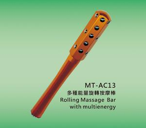 Rolling Massage Bar with multienergy