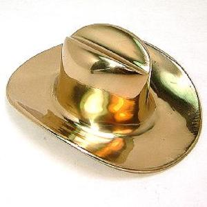 WESTERN HAT PAPER WEIGHT