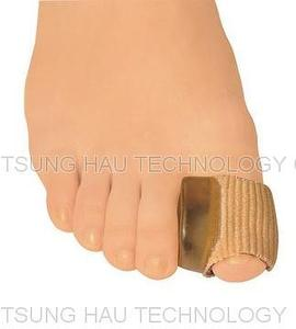 bunion corrected