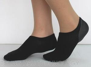 Gel socks,Heel Pressure-reduced Sporting Gel Socks