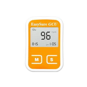 Blood Glucose, Cholesterol and Uric Acid Meter with PC Link