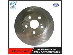 Brake discs /Brake rotors for toyota car