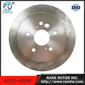 Brake rotors brake disc for toyota