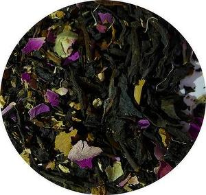 Rose Ginger Black Tea