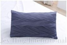 Pillowcase - pattern:Dark Blue with stripes
