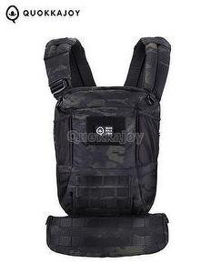 QuoPro Gen2 Multicam Black Limited Baby Carrier