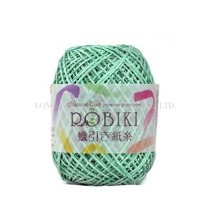 ROBIKI PAPER YARN, Crafts and Decors,Water/UV Resistance,MIT