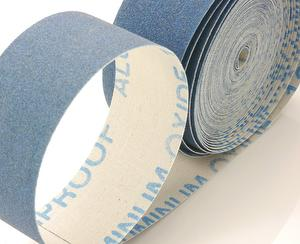 120 grit sanding roll Silicon Carbide material Cloth Backed