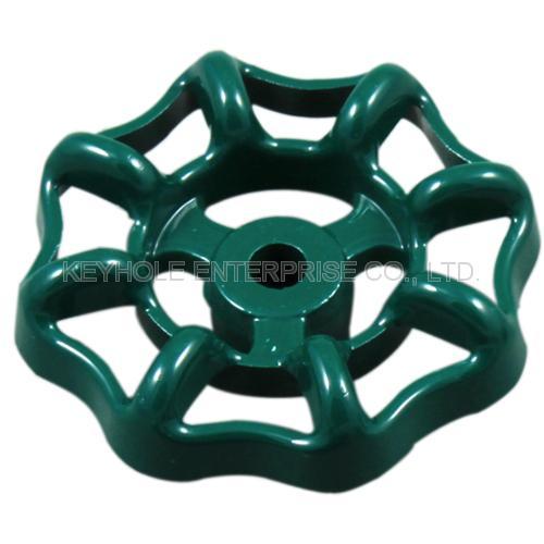 Aluminum Wheel Square Broach Valve Handle Aluminum