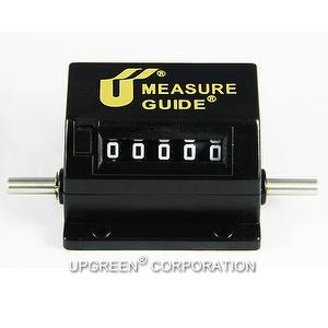 METRIC MEASURING COUNTER,MIN.READ:1CM