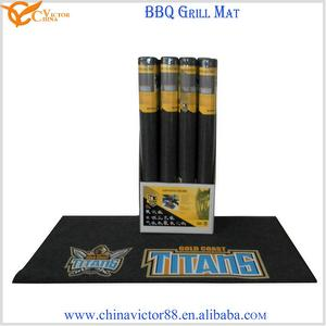 Professional Waterproof Non Stick Outdoor BBQ Floor Matting