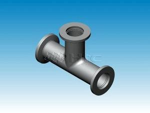 KF_Tees-Three_Way_Tees-vacuum_fittings