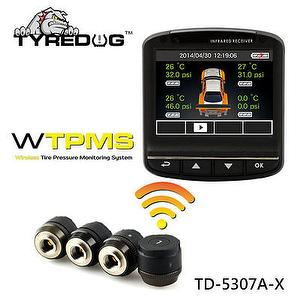 Hot selling car camera with TPMS