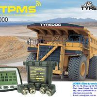 Truck and trailer TPMS
