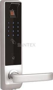SANTEX 5 in 1 Smart Z-Wave Door Lock