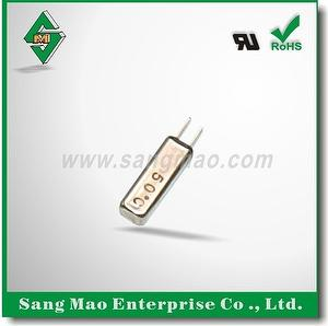 55 Deg C NO Type Overheat Protection Bimetal Thermostat