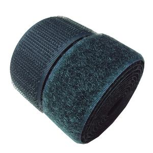 1 inch #190 Green Sew on Hook and Loop Fastener Tape